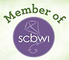 Society of Children's Book Writers and Illustrators member badge