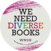 We Need Diverse Books™ supporter badge